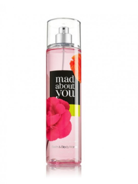 Bath and Body Works Mad about you 牡丹茉莉花香氛噴霧