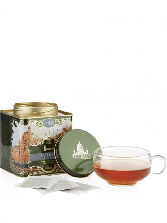 Harrods No. 42 伯爵茶 (50 個茶包) 2