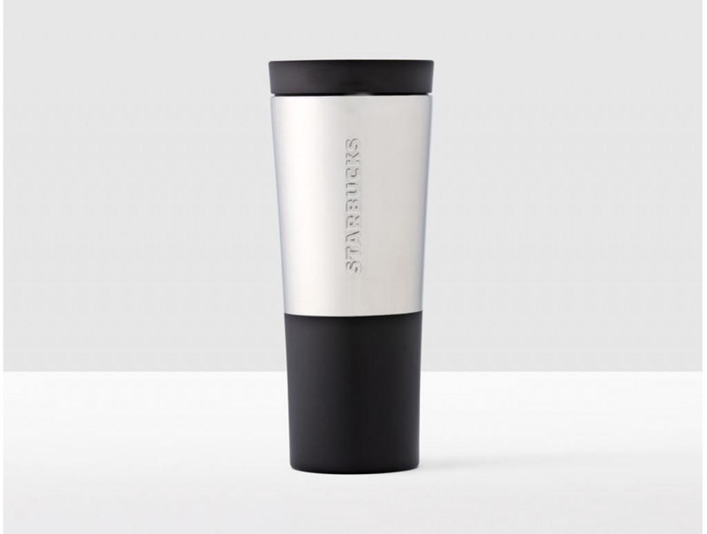 Starbucks 膠底座不鏽鋼瓶