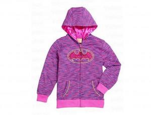 迪士尼男女兒童外套 1 件 - Batgirl (567歲)
