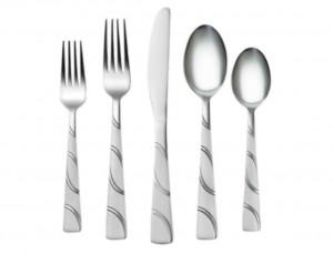 CORELLE 美國康寧5件餐具套裝