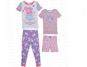 Peppa Pig 睡衣褲套裝 1 套 (5歲)-1