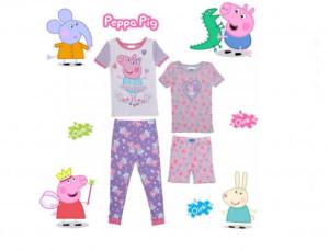 Peppa Pig 睡衣褲套裝 1 套 (5歲)