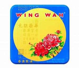香港榮華 - 雙黃白蓮蓉月餅