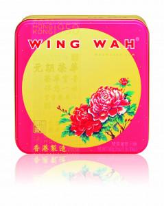 香港榮華 - 雙黃蓮蓉月餅