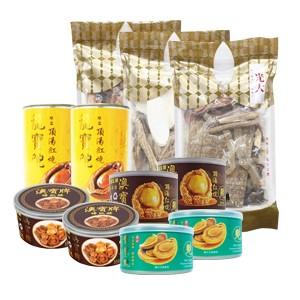 中秋BOX  Set 飽魚湯包組盒-A