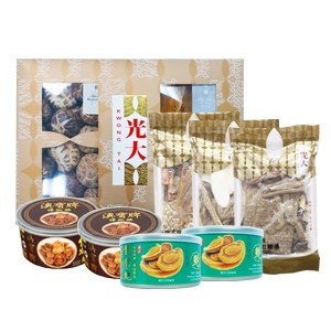 中秋BOX  Set 飽魚湯包組盒-B