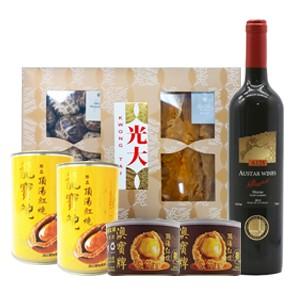 中秋BOX  Set 飽魚湯包組盒-C