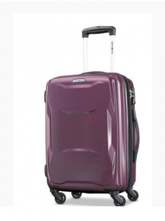 Samsonite Pivot Hardside 硬殼拉捍旅行喼套裝 Purple