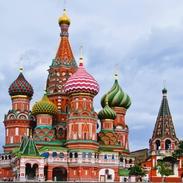 暑假團﹕俄羅斯 莫斯科 聖彼得堡 8天(已成團)