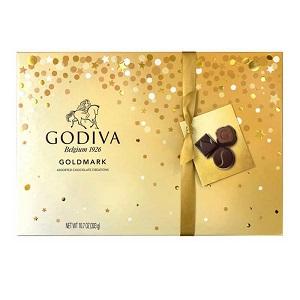 Godiva -雜錦朱古力黃金禮盒 2