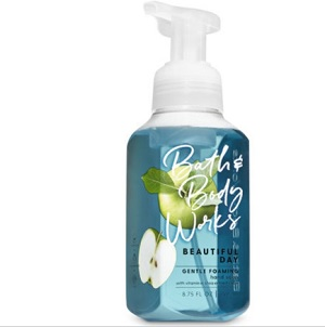 Bath and Body Works - Frosted Coconut Snowball 泡沫洗手液