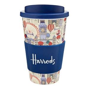 Harrods - 漂亮城市熱點旅行杯