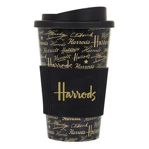 Harrods - Heritage Logo 旅行杯