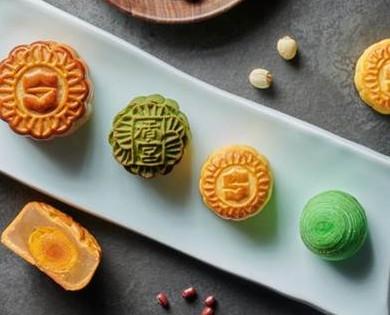 香宮中秋月餅及禮品籃