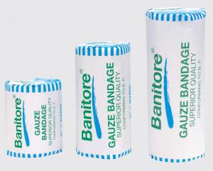 BI 81402-3-4 Gauze Bandage