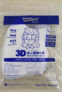 Banitore 3D L