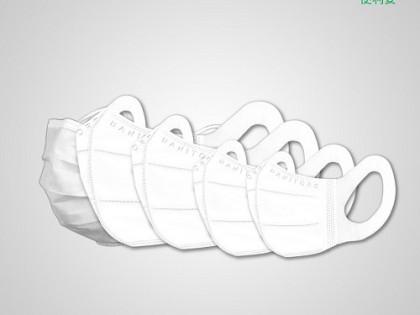 $25包 便利妥3D 護理口罩 (香港製造)