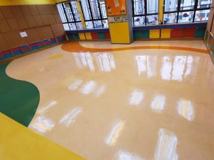 校園地板起漬打蠟/洗地毯服務優惠